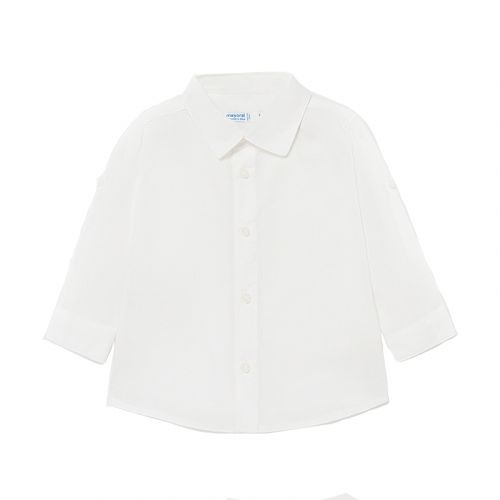 White Baby Shirt