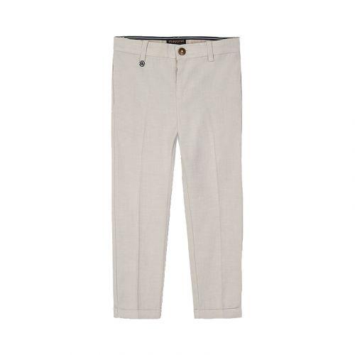 Classic Latte Trousers