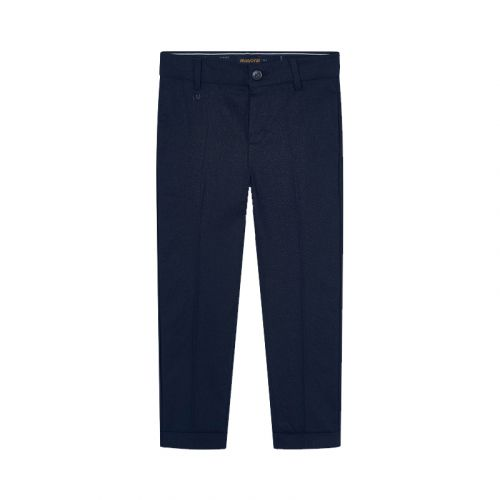 Classic Navy Trousers