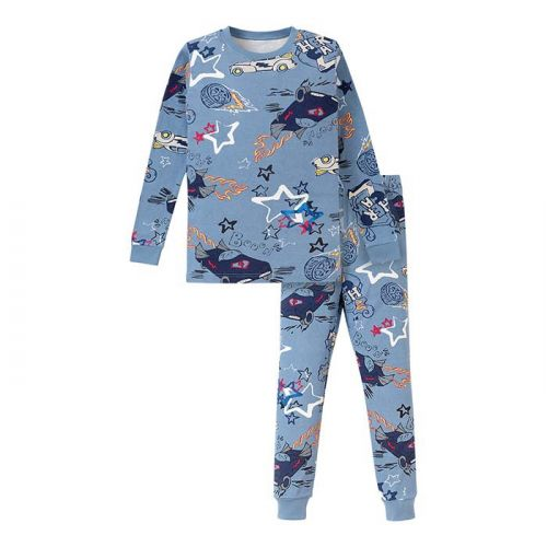 Hero Car Pyjamas Set