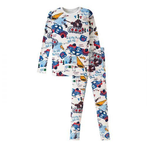 Shock Car Pyjamas Set
