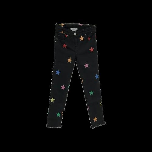 Black Star Slim Fit Jeans