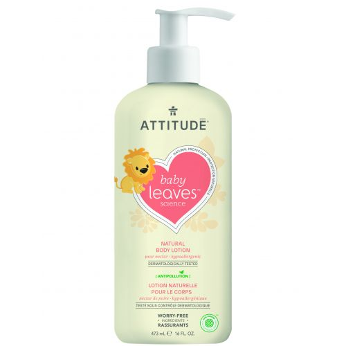 Baby Leaves Nectar Body Lotion