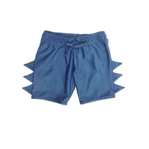 Blue Dino Swim Shorts