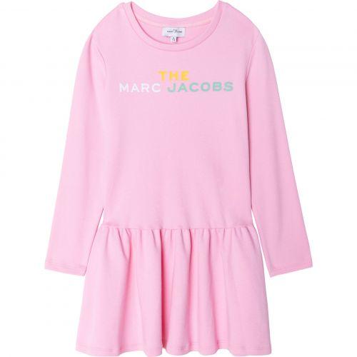 Baby Pink Logo Dress