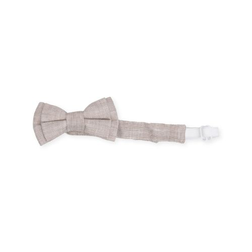 Latte Two Pieces Bow Tie