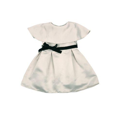 Silver Viola Dress