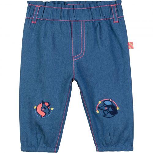 Blue Denim Baby Pants