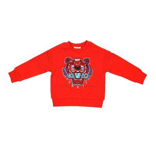 Red Sailor Tiger Sweatshirt