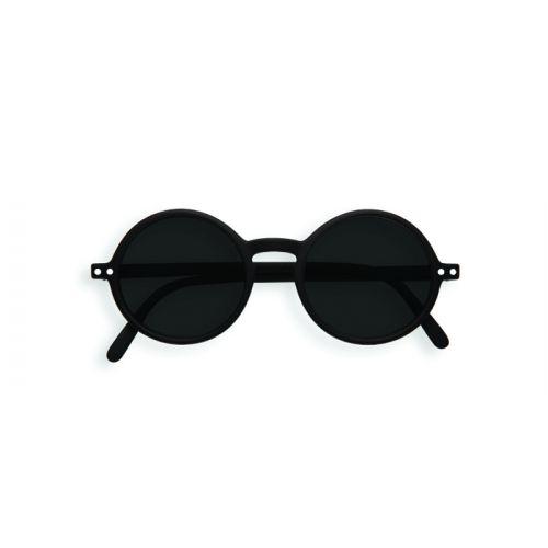 Sun Junior #G Black Grey Lenses