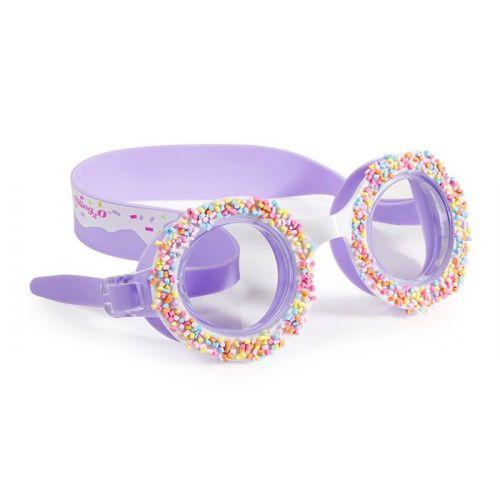 Do NUTS Grape Jelly Swim Goggles