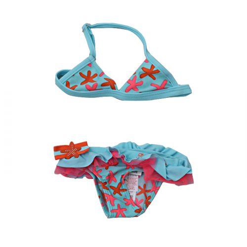 Starfish Print Bikini