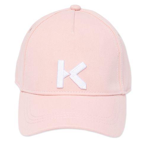 Baby Pink Logo Cap