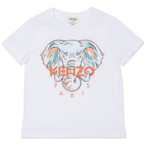 White Elephant Girl T-Shirt