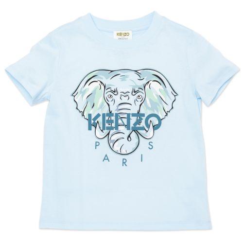 Baby Blue Elephant T-Shirt