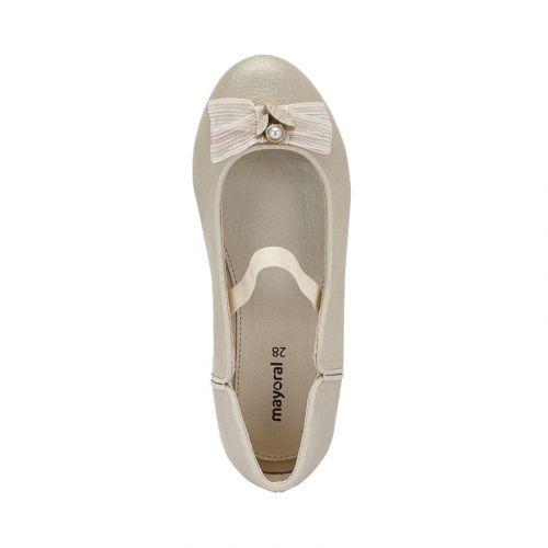 Ivory Ballerina Shoes
