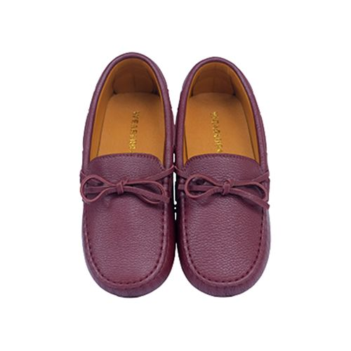 Reese Maroon Shoes