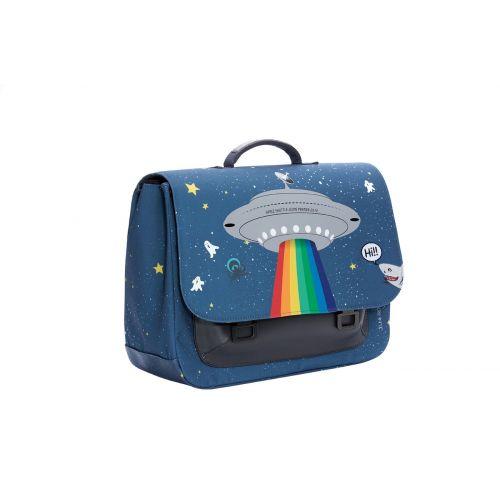 Blue Space Rainbow Midi Bag