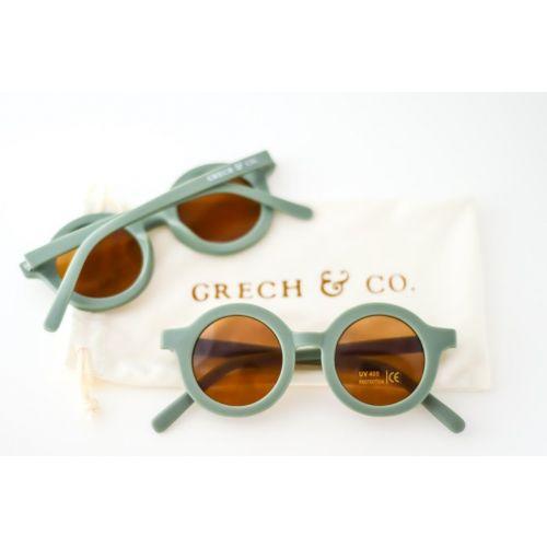 Olive Sustainable Sunglasses