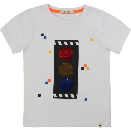 White Traffic T-shirt