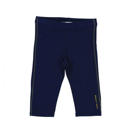 Navy Blue Cotton Leggings (2-8 years)