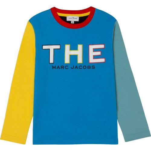 Color-Block Logo T-Shirt