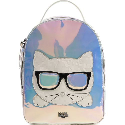 Multi-Color Cat Backpack